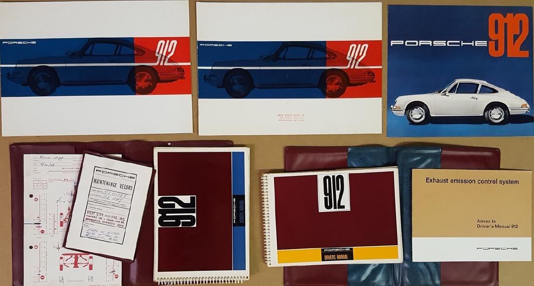Porsche 912 items