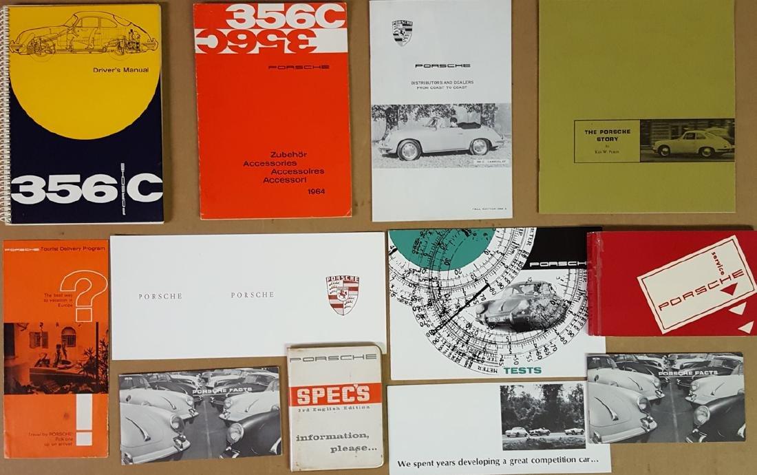 Porsche 356 C items
