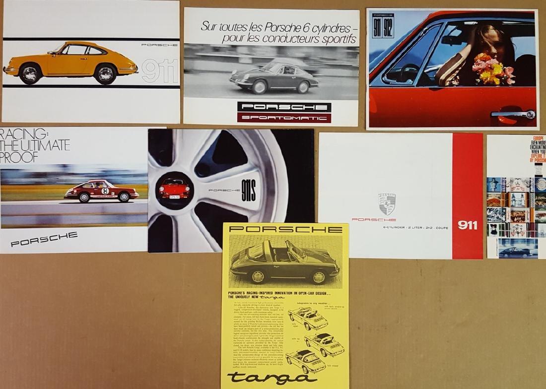 Early Porsche 911 items