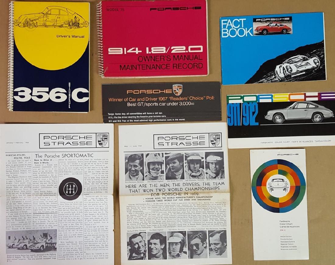 Misc 356, 911, 912, 914 Porsche
