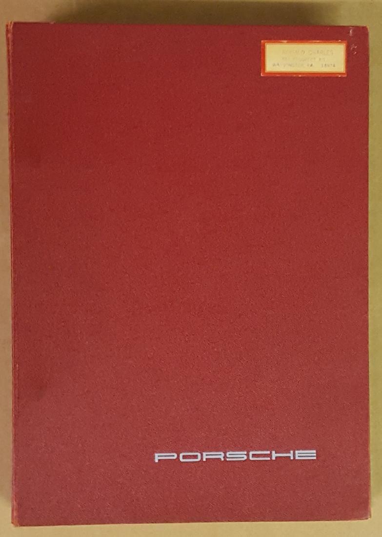 Porsche 356 pre A Service Manual