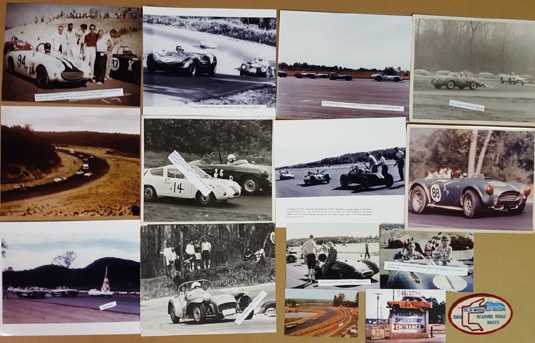 1960's East Coast  sports car photos