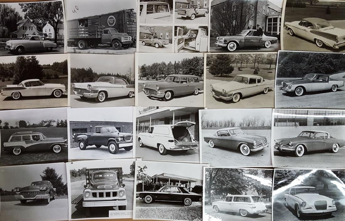 Late 1940's - 1960's -  Studebaker photos