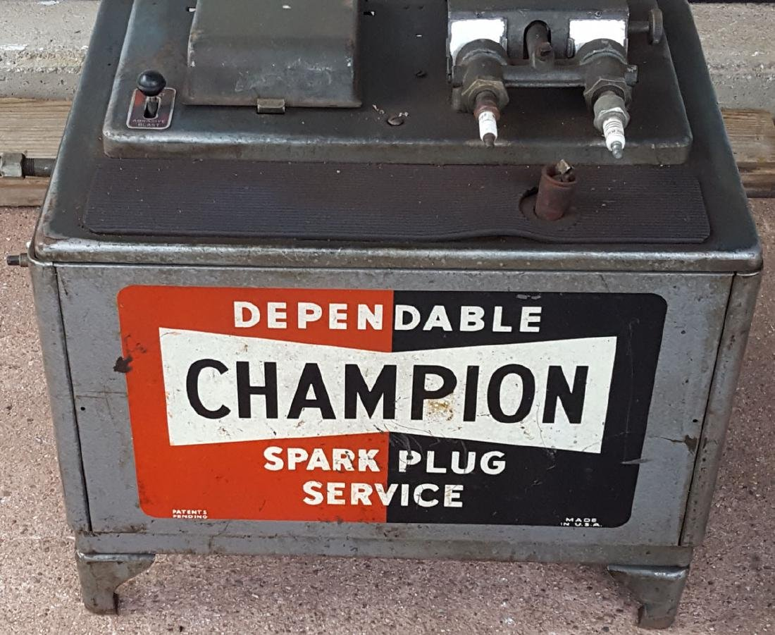 Champion Spark Plug cleaner