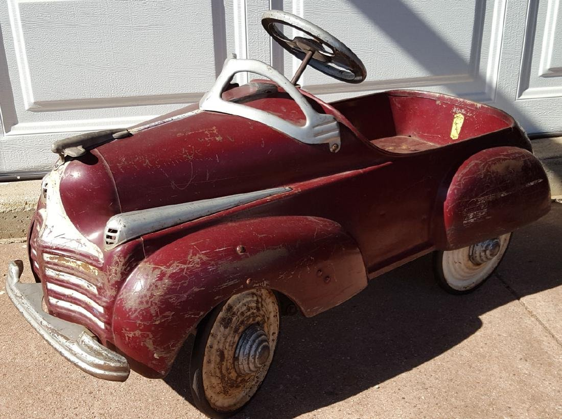1941 Chrysler Murray pedal car