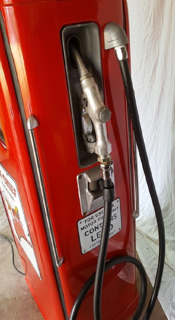 Gas pump - Wayne Model 80 restored - 4