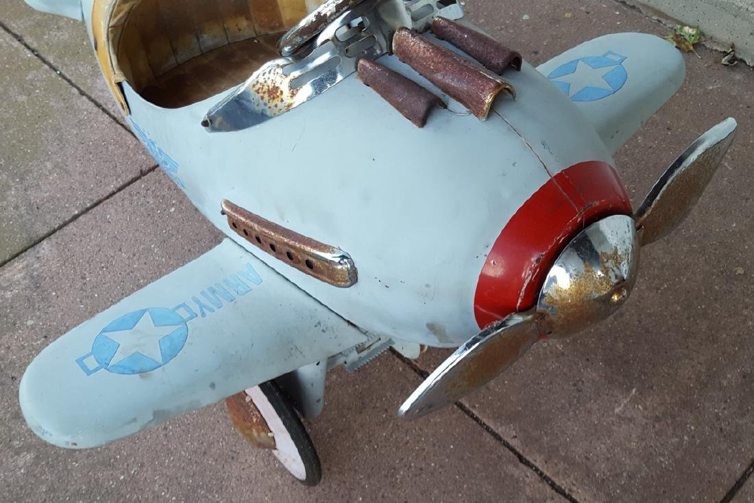 1941 style Murray airplane pedal car - 2