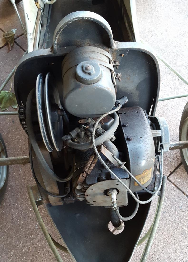 Quarter midget race car, gas powered - 6
