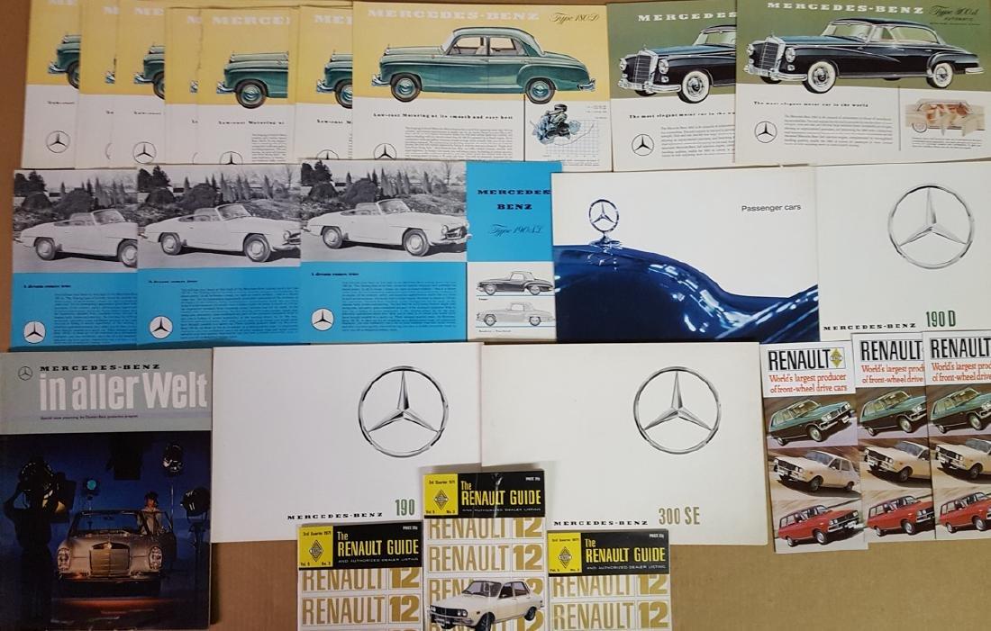 Misc import brochures - 3