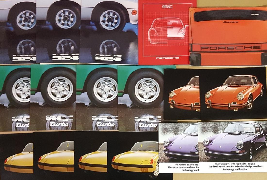 Porsche and VW items