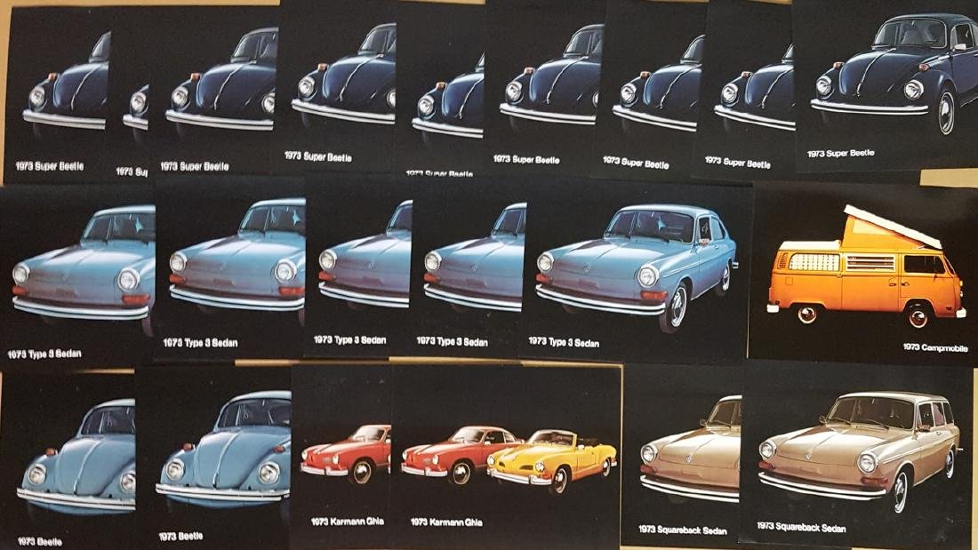 Porsche and VW items - 3