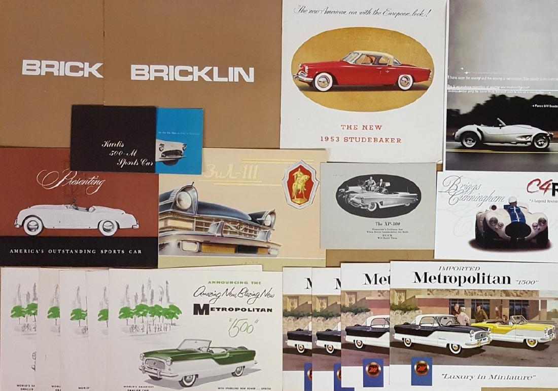 Misc sports car, import broc