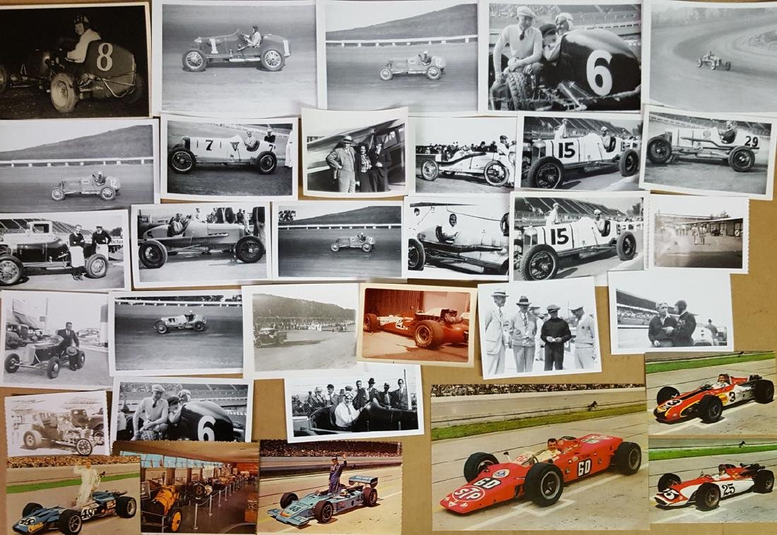 Indy 500 and earlly racing items - 3