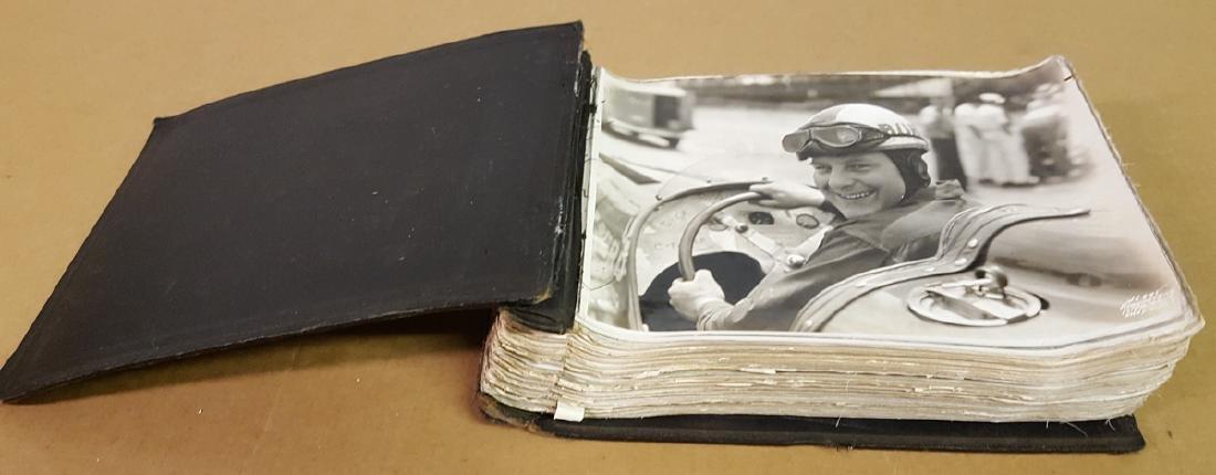 1938 Indy 500 photo album