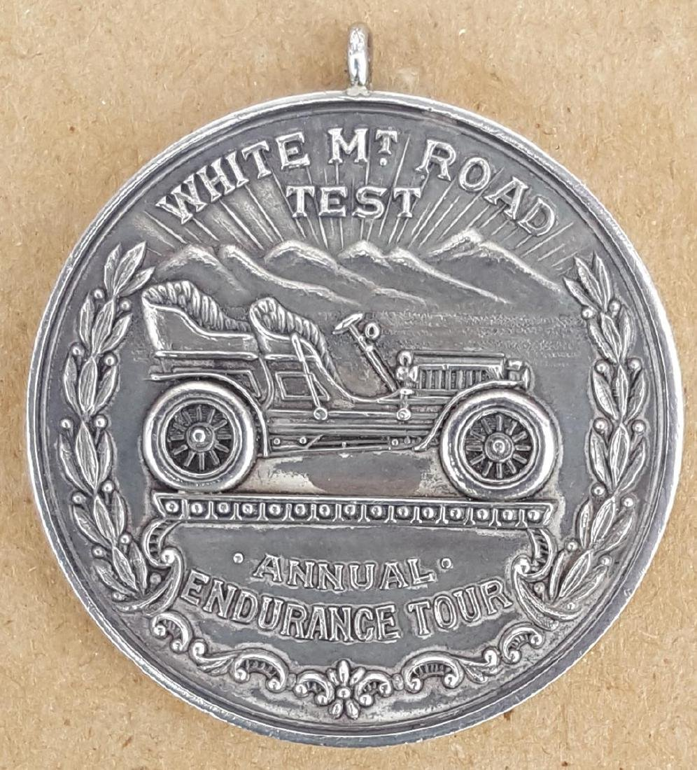 1904 Mt Washington presentation medal