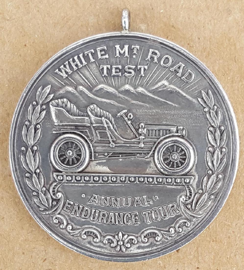 1904 Mt Washington presentation medal