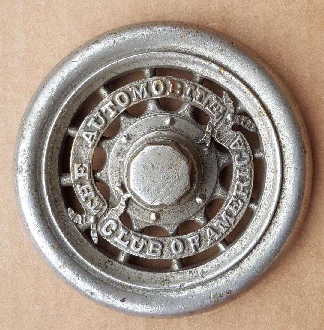 1908 Auto Club of Amer paperweight