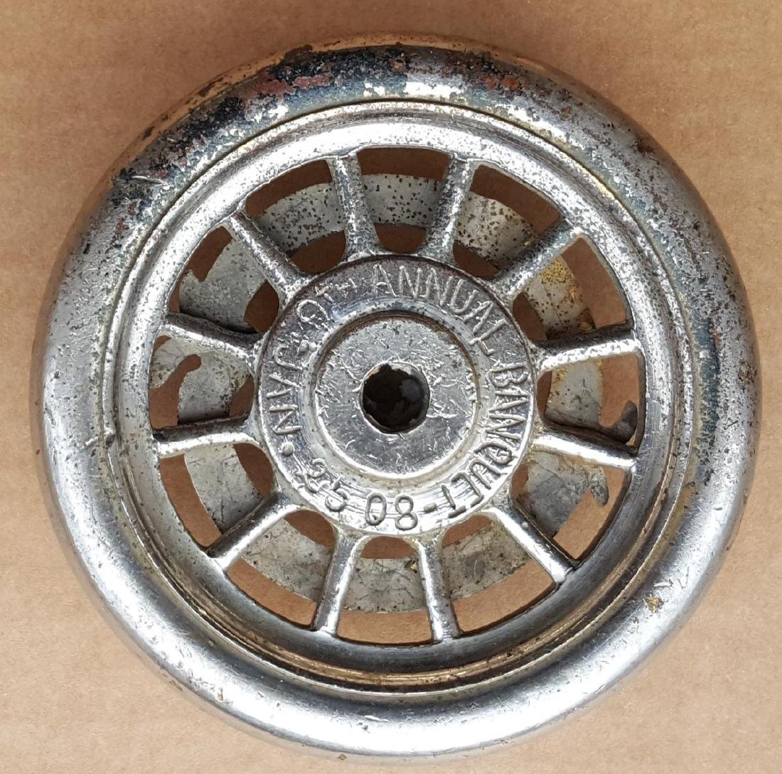 1908 Auto Club of Amer paperweight - 2