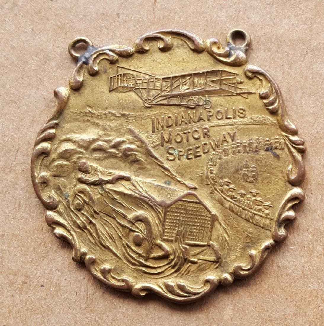 Very early INDY 500 medal