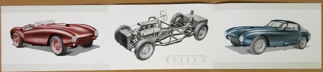 1954 Ferrari 375 Millemiglia brochure - 2