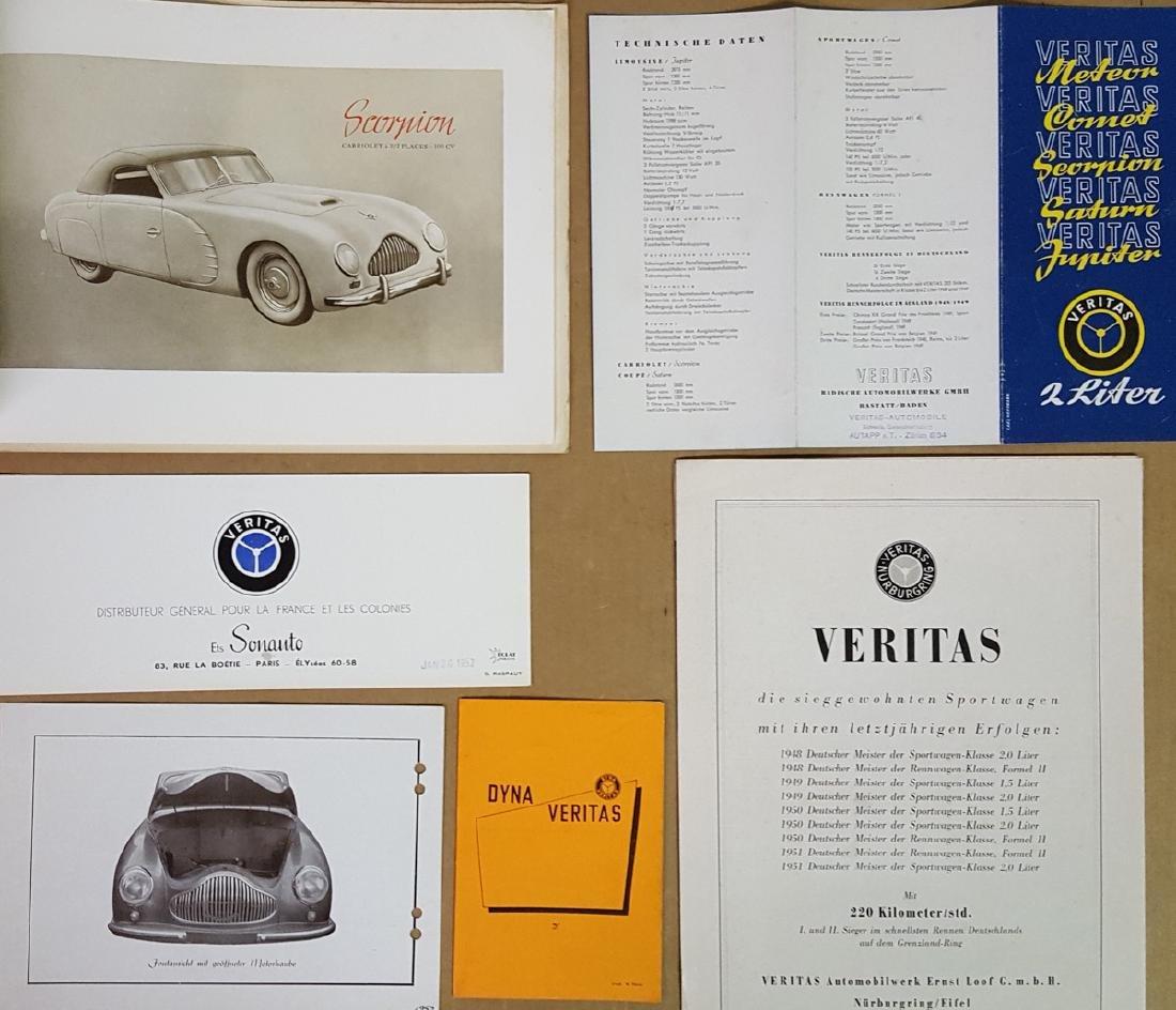 Six Veritas (German) brochures - 3