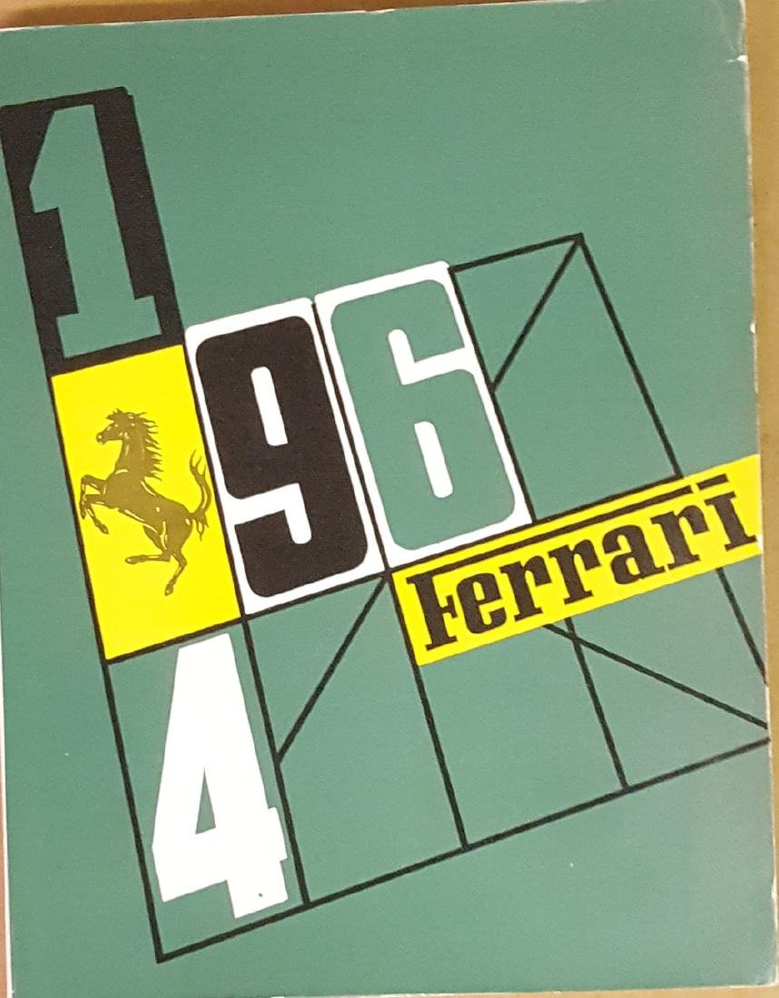 41963 Ferrari Yearbook