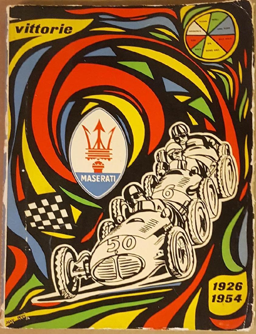 Maserati Vittorie 1926 - 1954