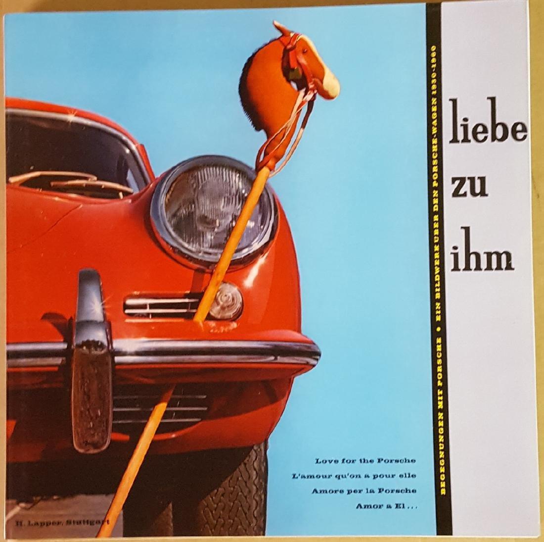 Porsche 356 Liebe Zu Ihm, 1950-1960