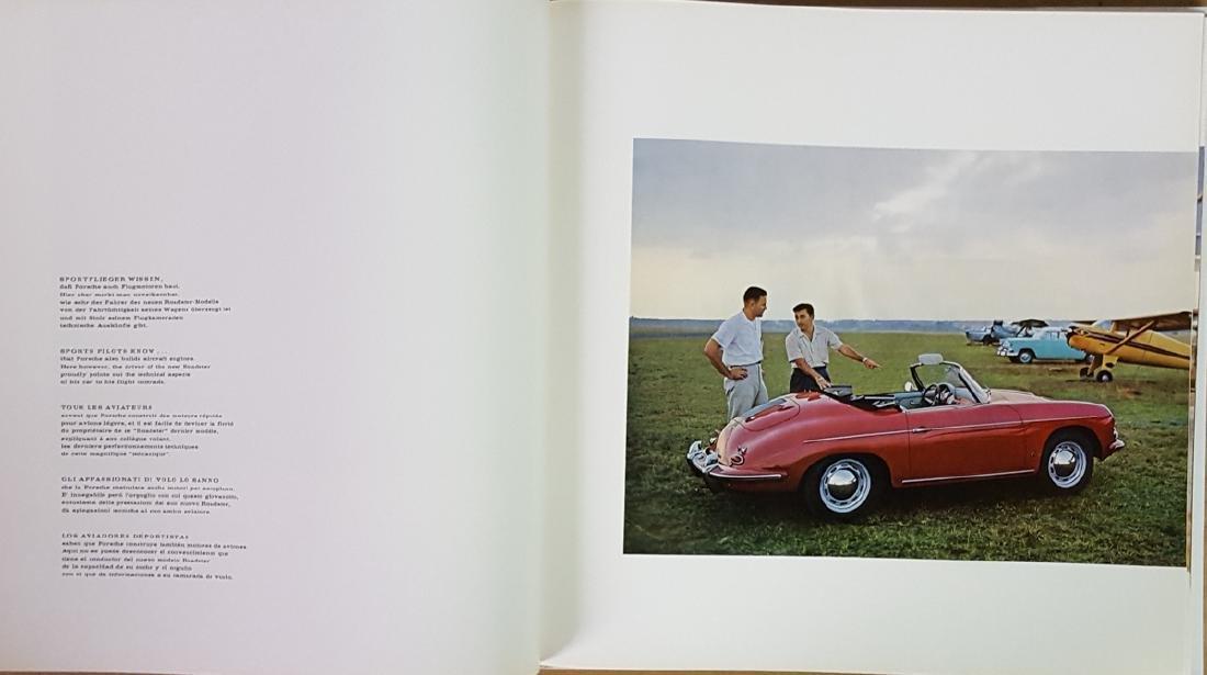 Porsche 356 Liebe Zu Ihm, 1950-1960 - 2
