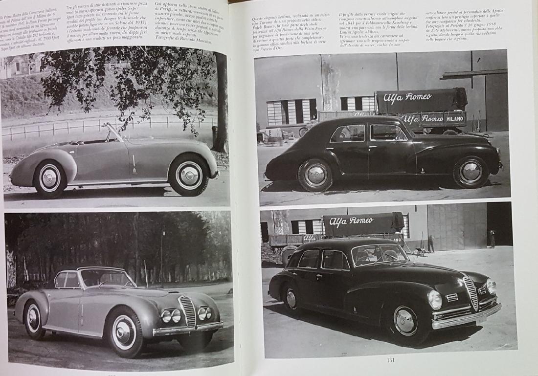 Alfa Romeo 6 C 2500 model book - 3