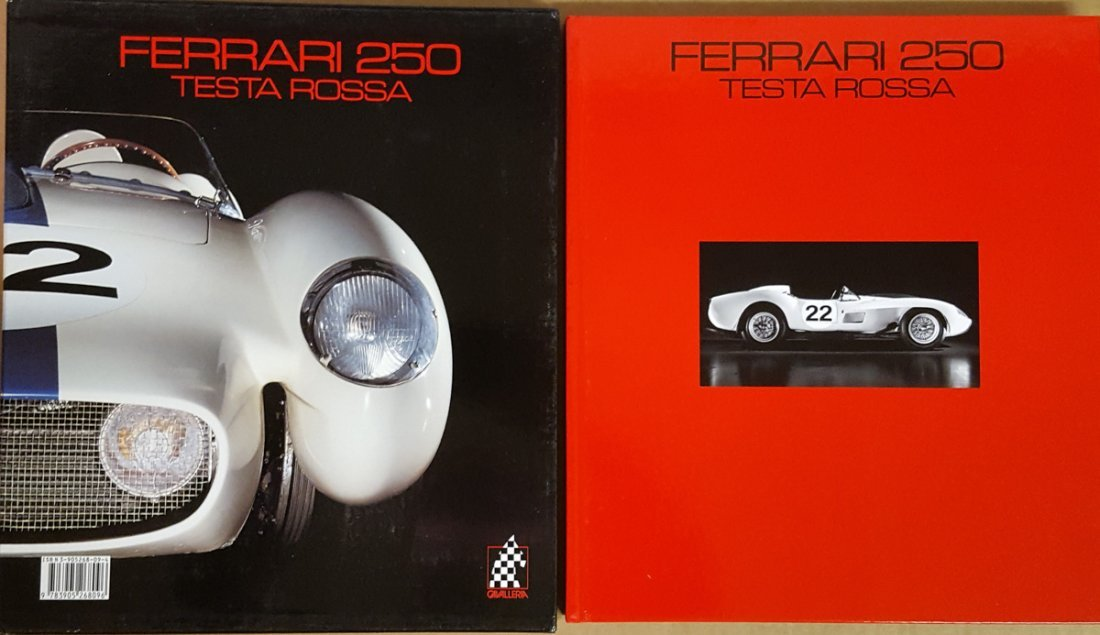 Ferrari 250 Testa Rossa, Vol 9  of series