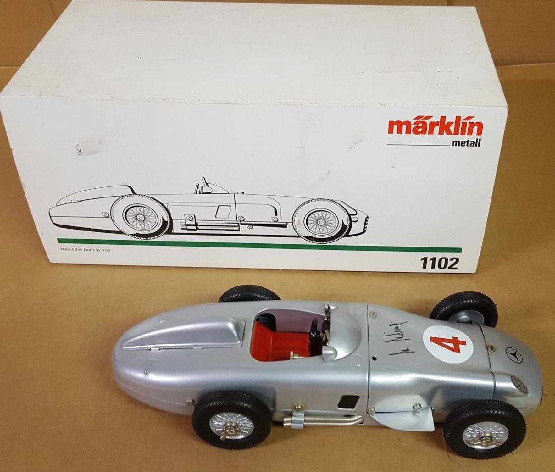 Mercedes limited edition Marklin model