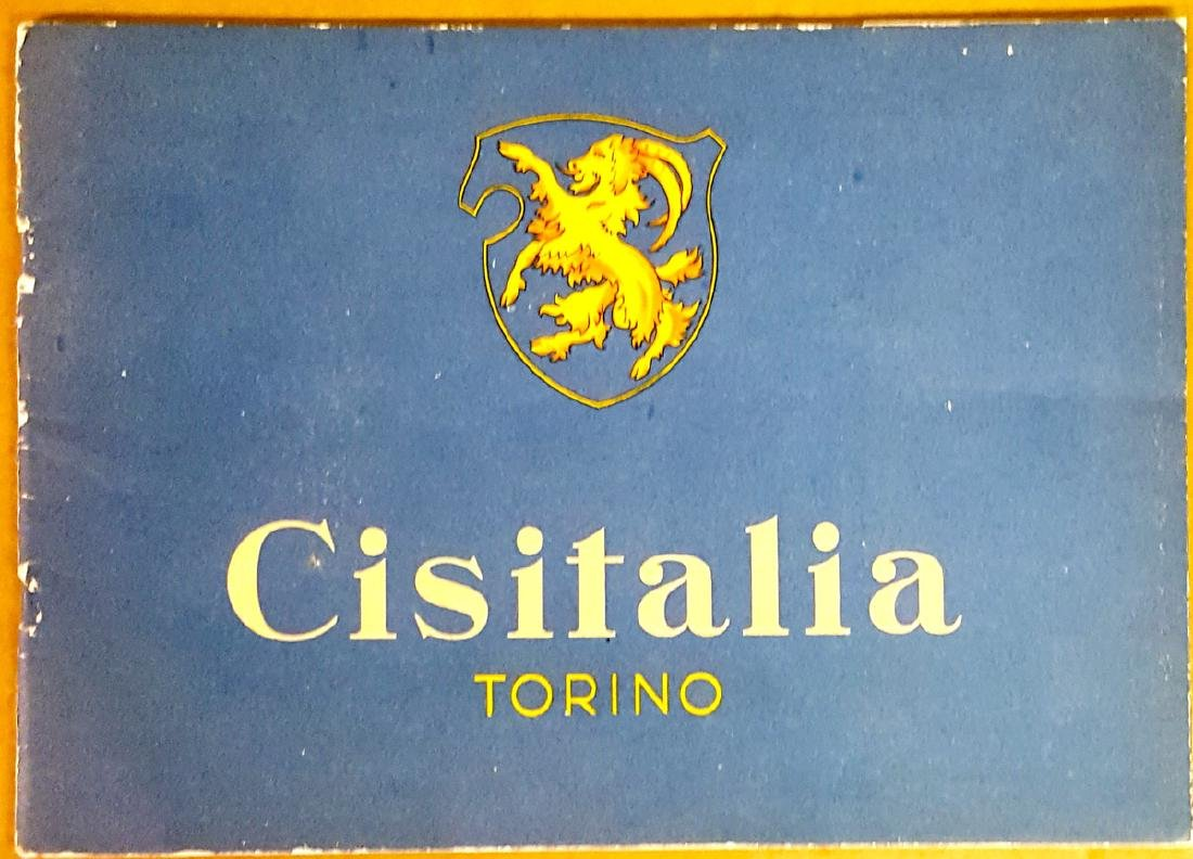 Ca 1948, 49 Cisitilia color catalog
