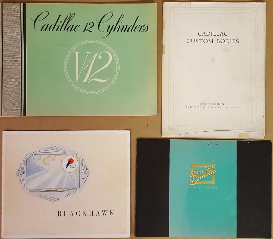 Four classic era items