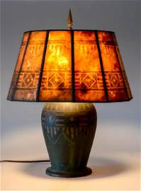 L'Autum Art Deco table lamp