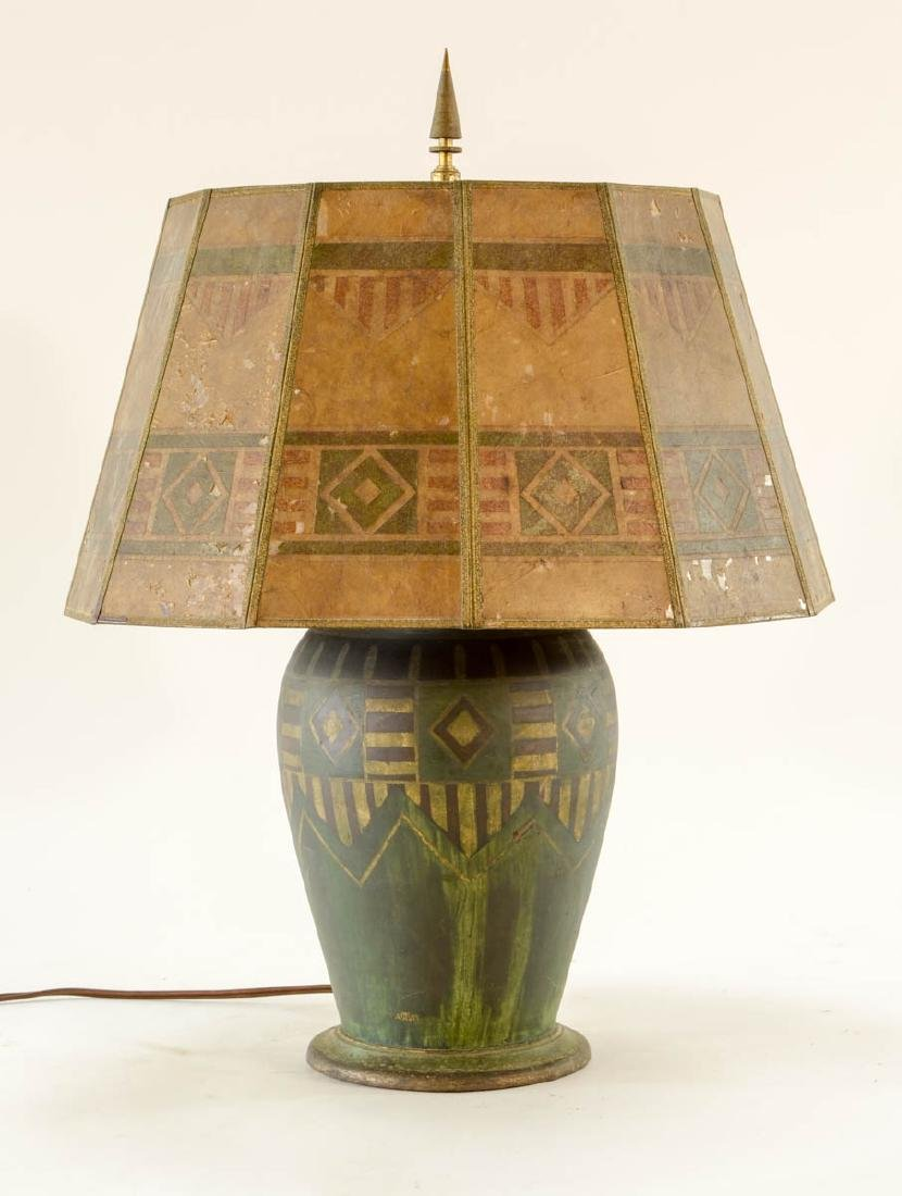 L'Autum Art Deco table lamp - 2