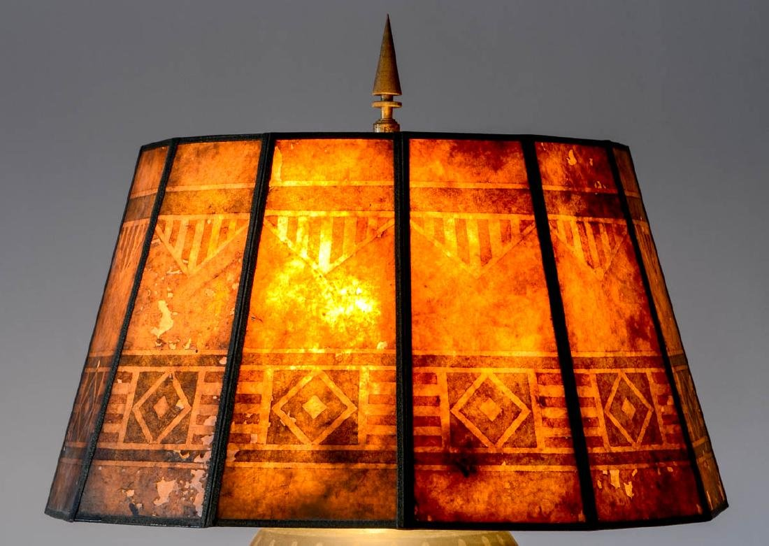 L'Autum Art Deco table lamp - 3
