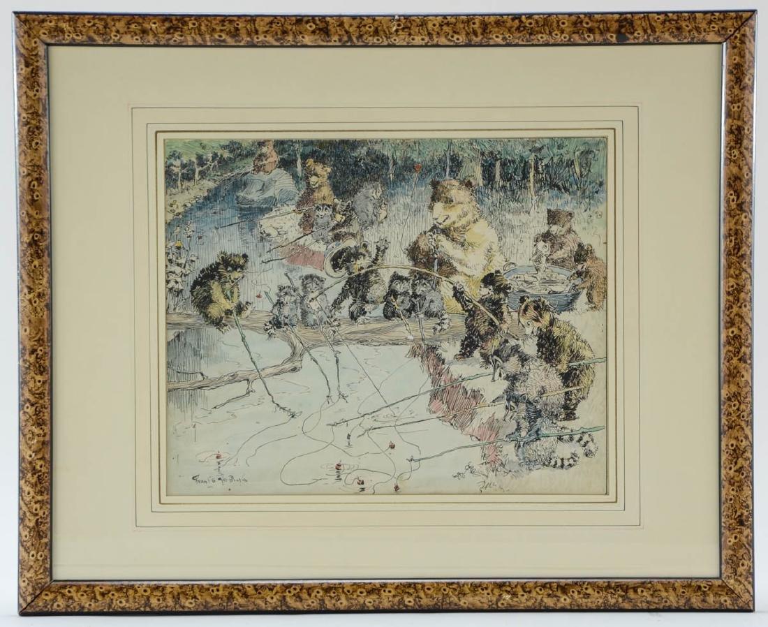 Frank VerBeck Illustration
