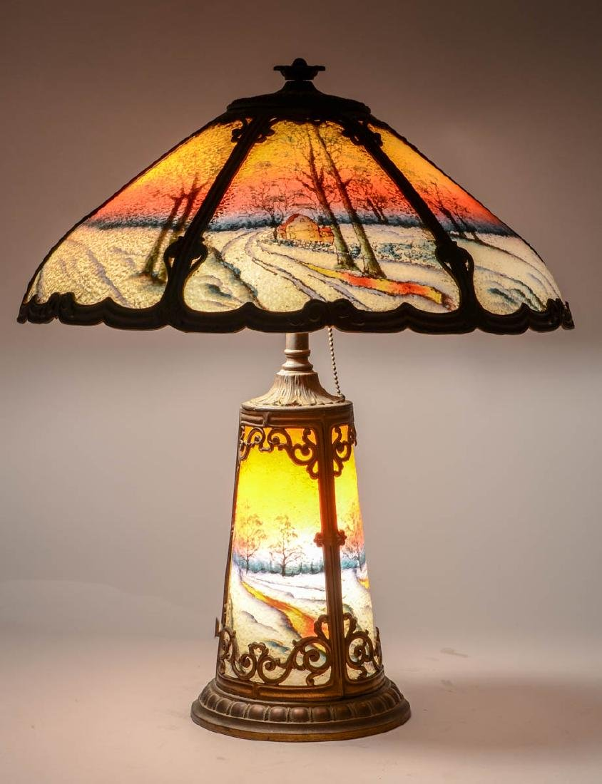 Pittsburgh Table lamp