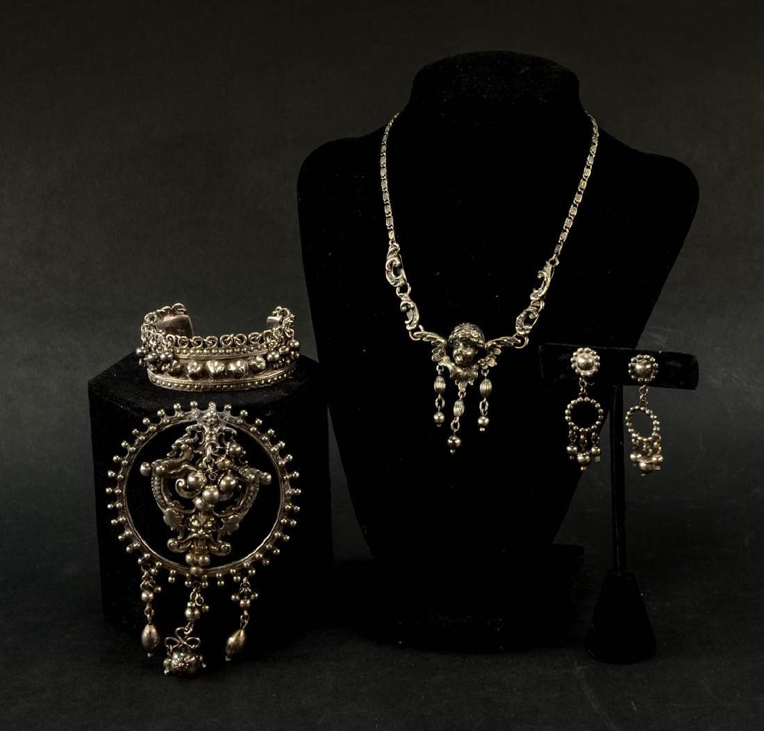 Peruzzi Boston Silver Jewelry