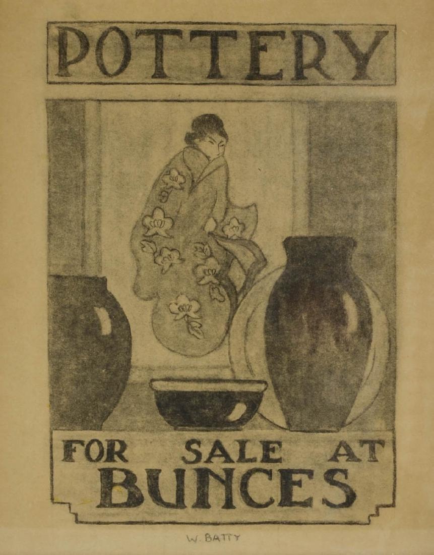Pottery Illustration, Middletown CT