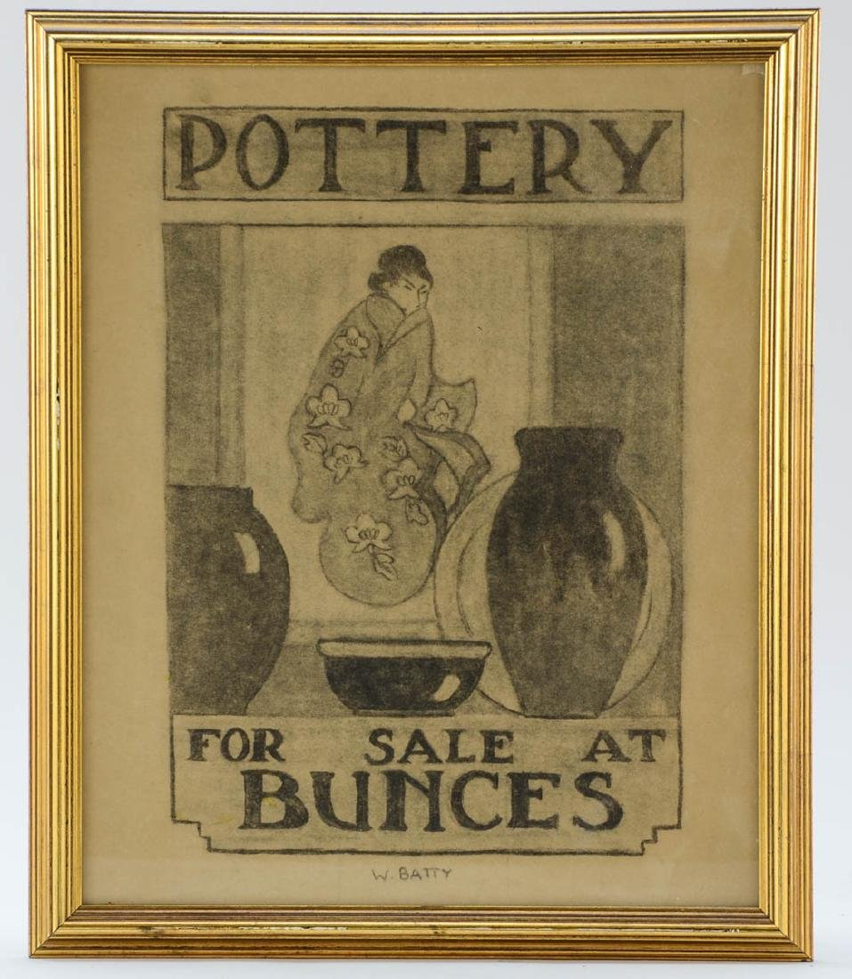 Pottery Illustration, Middletown CT - 2