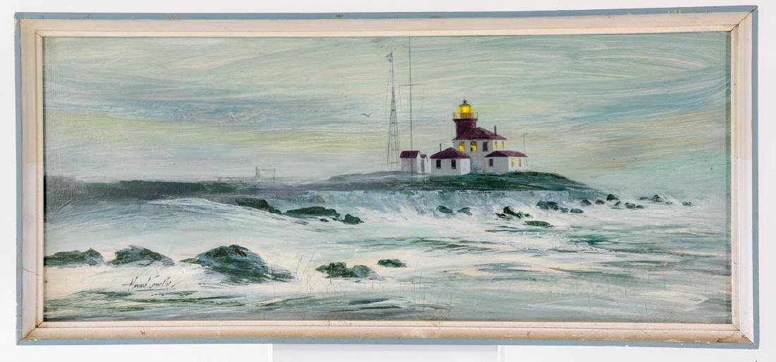 Howard Connelly: Watch Hill Lighthouse