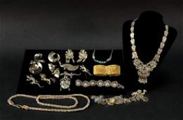 Sterling Silver Jewelry Group