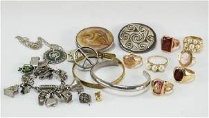 Mixed Estate Jewelry Group