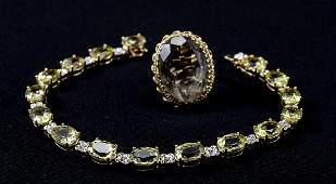 14K Ladies Estate Jewelry