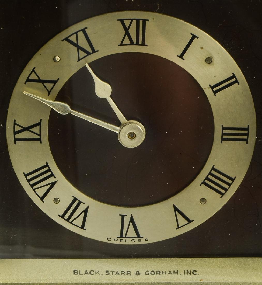 Chelsea Desk Clock Barometer - 2
