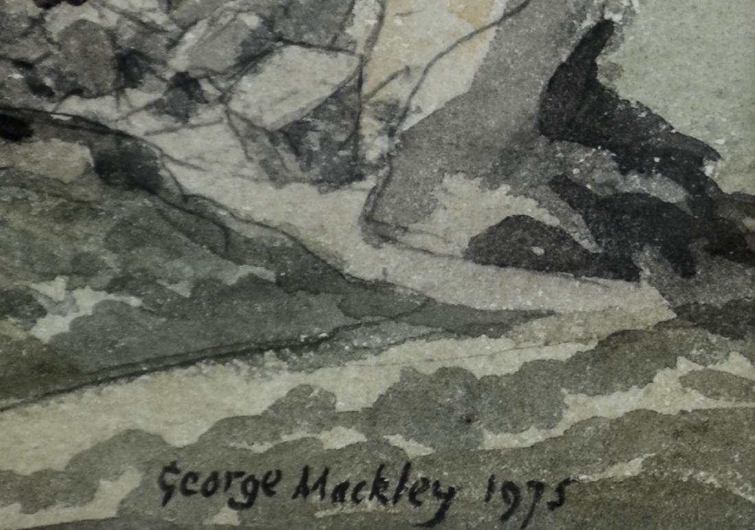 George Mackley Watercolor Landscape - 3