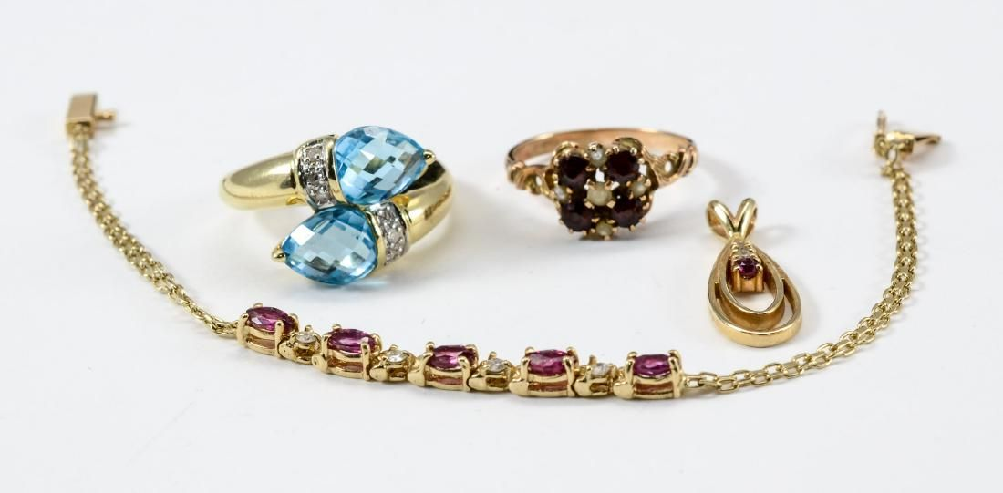 Estate Jewelry Group