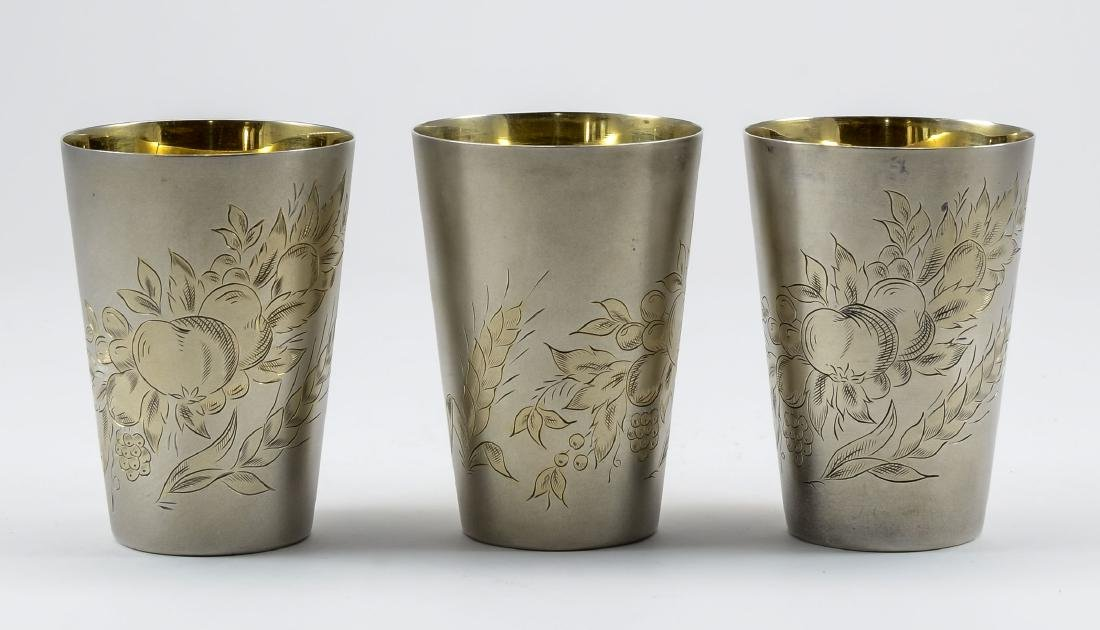 Sterling Silver Barware Group - 5